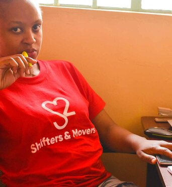 Shifters and Movers Team
