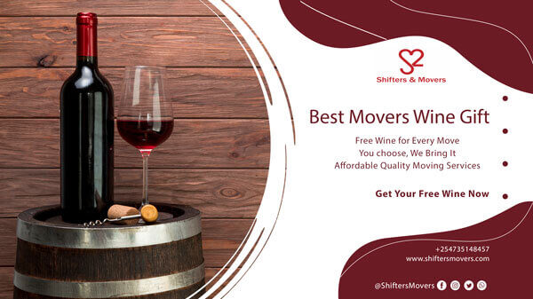 Best Movers Wine Gift