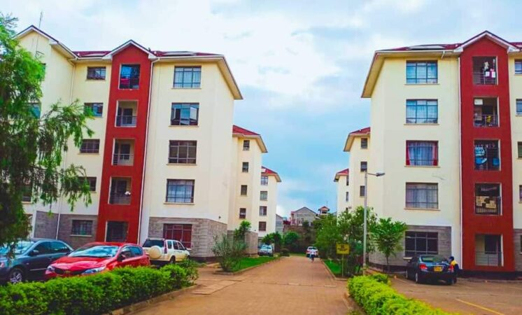 affordable estates to live in Nairobi